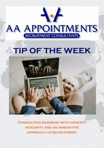 Linkedin Template - Tip of the Week