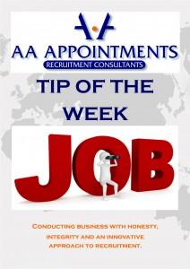 Tip of the Week - Joan